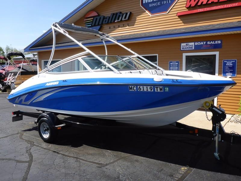 2015 used yamaha ar190 bowrider boat for sale 25 995