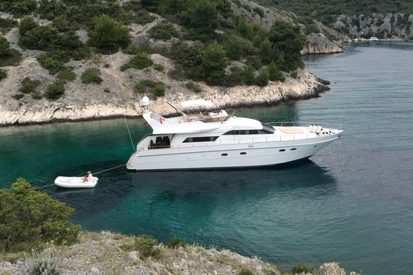 Used Gianetti 68 Fly Motor Yacht For Sale