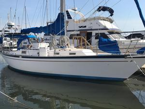 Used Morgan Ted Brewer Design 384 Cutter Other Sailboat For Sale