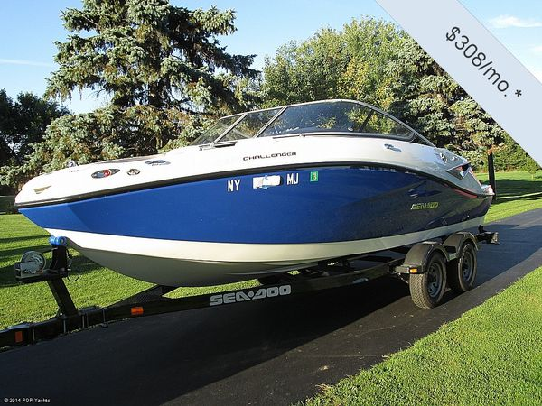 Used Sea-Doo 210 Jet Boat For Sale