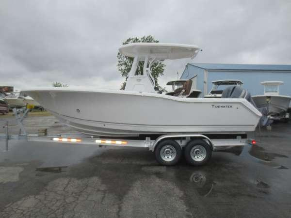 New Tidewater Boats 230 CC Adventure Center Console Fishing Boat For Sale