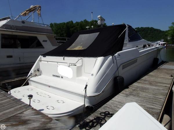 Used Sea Ray 500 Sundancer Express Cruiser Boat For Sale
