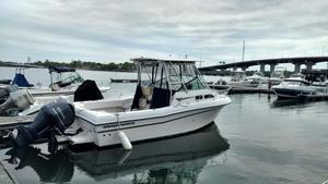 Used Grady White Gulfstream 232 Cuddy Cabin Boat For Sale
