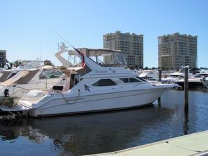 Used Sea Ray Express Bridge Express Cruiser Boat For Sale