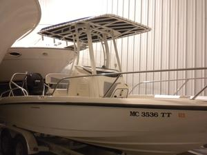 Used Boston Whaler 210 Dauntless Saltwater Fishing Boat For Sale