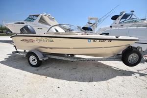 Used Triumph 191 FS Saltwater Fishing Boat For Sale