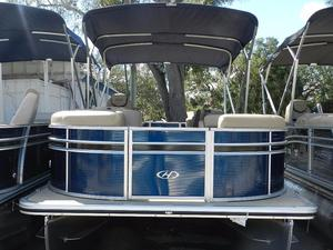 New Harris 200c Pontoon Boat For Sale
