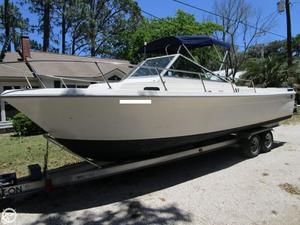 Used Wellcraft 248 Offshore Walkaround Fishing Boat For Sale