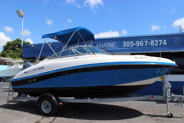 Used Rinker Captiva 196 BR OB Runabout Boat For Sale