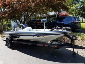 Used Skeeter SX170 Bass Boat For Sale