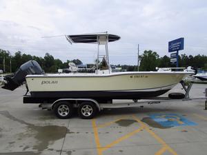 Used Polar 2300 Bay Boat For Sale
