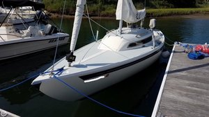 Used Botnia H-Boat 27 Racer and Cruiser Sailboat For Sale