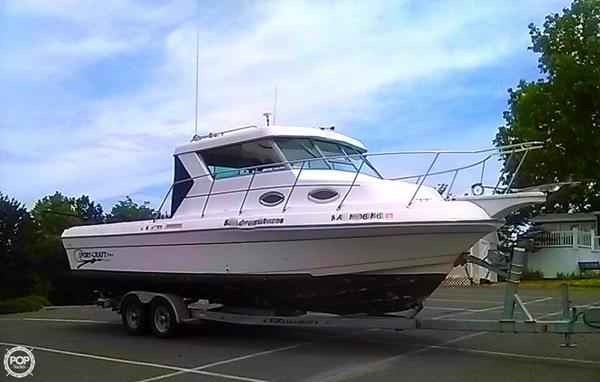 Used Sportcraft 272 Sportfish Walkaround Fishing Boat For Sale