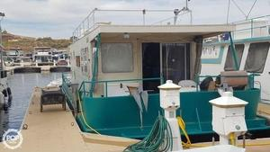 Used Kayot 50 House Boat For Sale