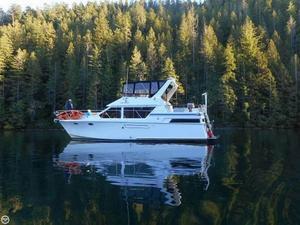 Used Ocean Alexander Sundeck 42 Aft Cabin Boat For Sale