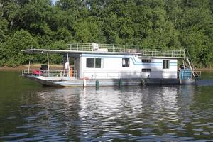 Used Sumerset House Boat For Sale
