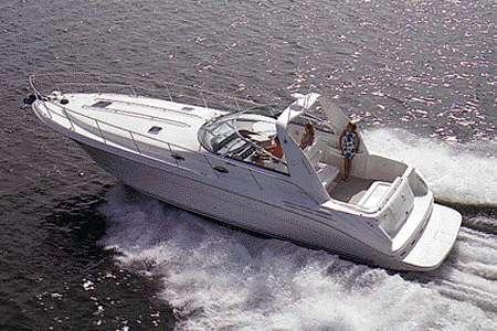 Used Sea Ray 400 Sundancer400 Sundancer Motor Yacht For Sale