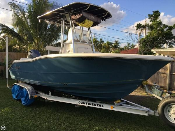 Used Bulls Bay 200 CC Center Console Fishing Boat For Sale