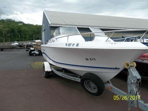 Used Pro-Line 21 Dual Console Dual Console Boat For Sale