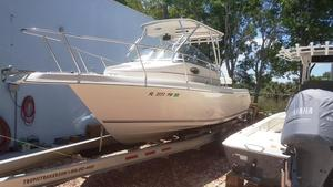 Used Cobia Boats 236 WALKAROUND Fishing Boat For Sale