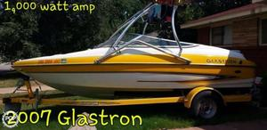 Used Glastron GXL 185 Bowrider Boat For Sale