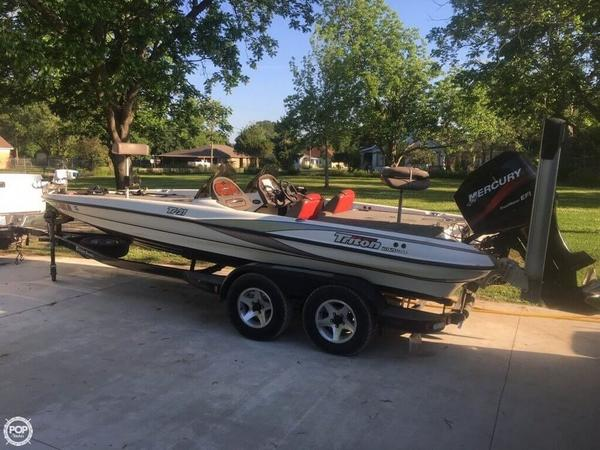 Used Triton TR-21 Bass Boat For Sale