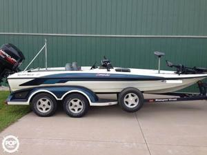 Used Ranger Boats Commanche 519SVS Bass Boat For Sale