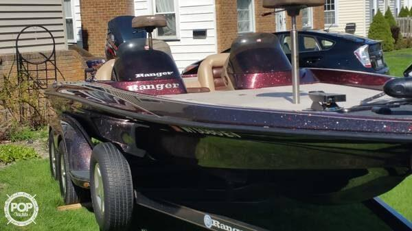 Used Ranger Boats 520 DVX Comanche Bass Boat For Sale