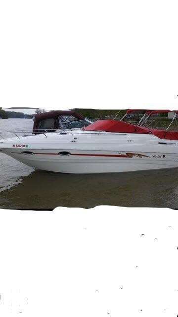 Used Mariah Z276 MCC Express Cruiser Boat For Sale