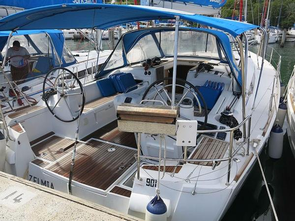 Used Jeanneau Sun Odyssey 469 Racer and Cruiser Sailboat For Sale