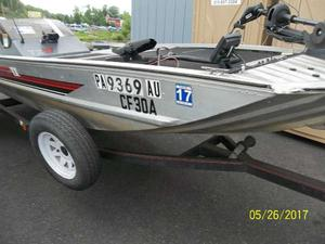 Used Tracker TX17 Bass Boat For Sale