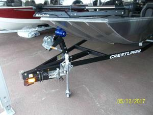 New Crestliner 1600 Storm Freshwater Fishing Boat For Sale