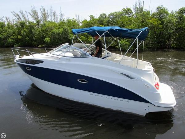 Used Bayliner 265 Sunbridge Cruiser Express Cruiser Boat For Sale