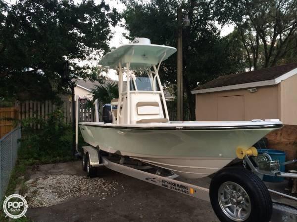 Used Sea Born FX-24 Center Console Fishing Boat For Sale