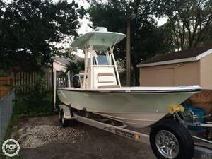 Used Sea Born FX-24 Center Console Fishing Boat For Sale