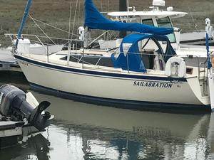 Used Oday 272 Cruiser Sailboat For Sale