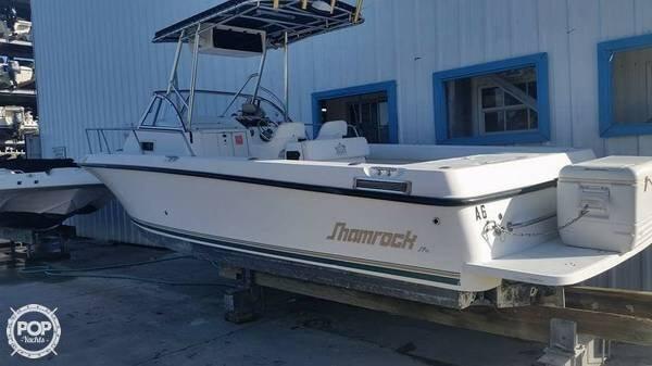 Used Shamrock 219 Walkaround Fishing Boat For Sale