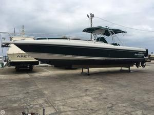 Used Intrepid 366 Cuddy Center Console Fishing Boat For Sale
