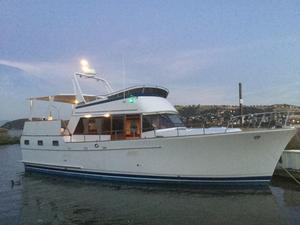 Used Sea Ranger 45 Sundeck Aft Cabin Trawler Aft Cabin Boat For Sale