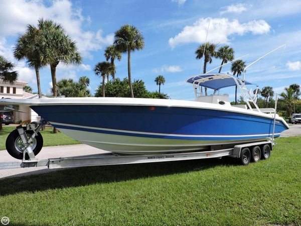 Used Dakota 360 Center Console Center Console Fishing Boat For Sale