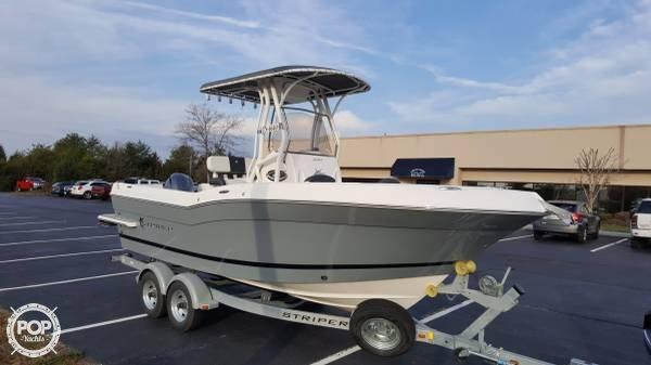 Used Striper 220 CC Center Console Fishing Boat For Sale