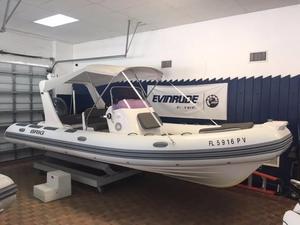 Used Brig Inflatables Eagle 650 Tender Boat For Sale