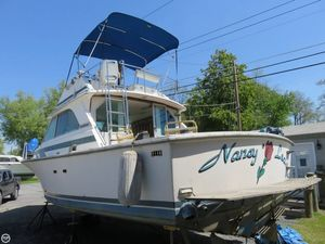 Used Bertram 34 Sports Fishing Boat For Sale