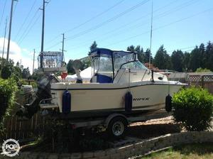 Used Seaswirl Striper 2100 CC Walkaround Fishing Boat For Sale
