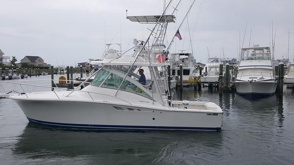 Used Luhrs 32 Open Saltwater Fishing Boat For Sale