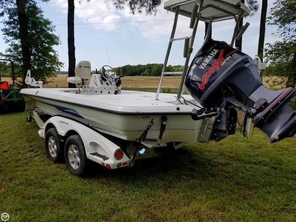 Used Ranger Boats 223 Cayman Flats Fishing Boat For Sale