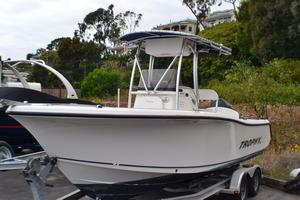 Used Trophy 2203 Center Console Saltwater Fishing Boat For Sale