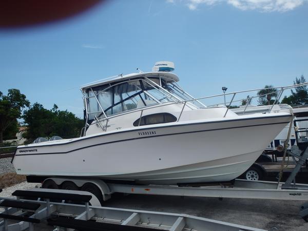 Used Grady White Marlin Cuddy Cabin Boat For Sale