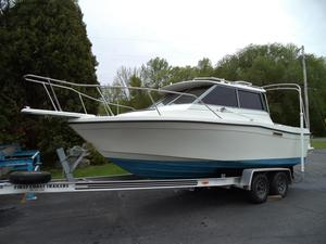 Used Bayliner 2159 Trophy Freshwater Fishing Boat For Sale