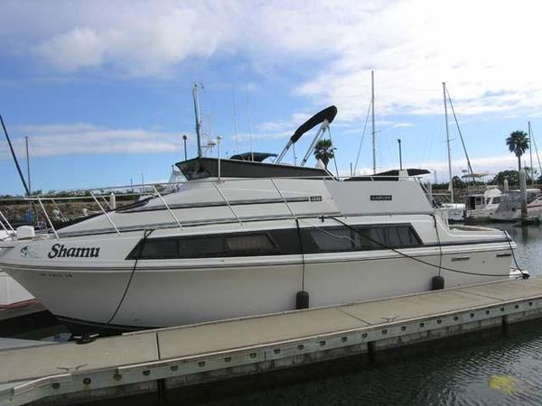 Used Carver 32 Mariner Cruiser Boat For Sale